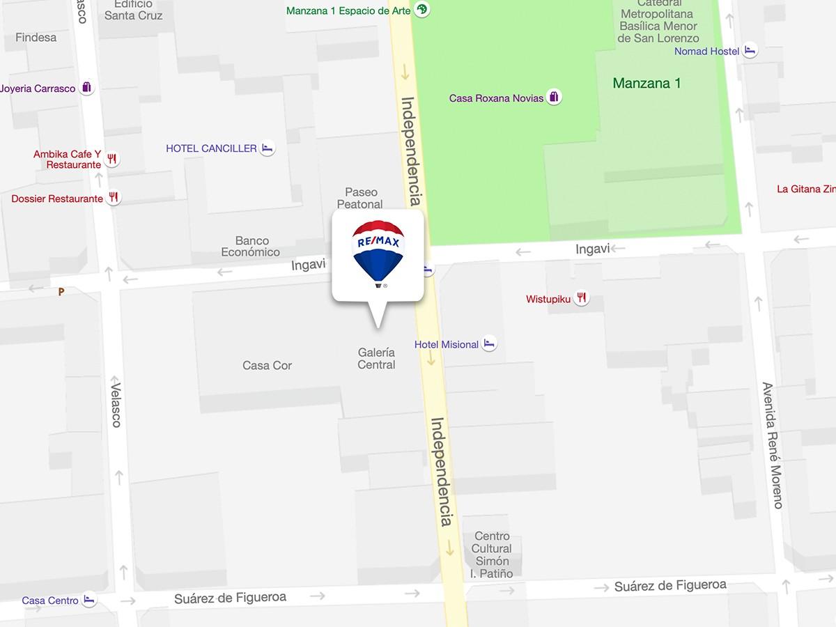 Local comercial en Venta Galería Central, Calle Ingavi esquina calle Independencia Foto 6