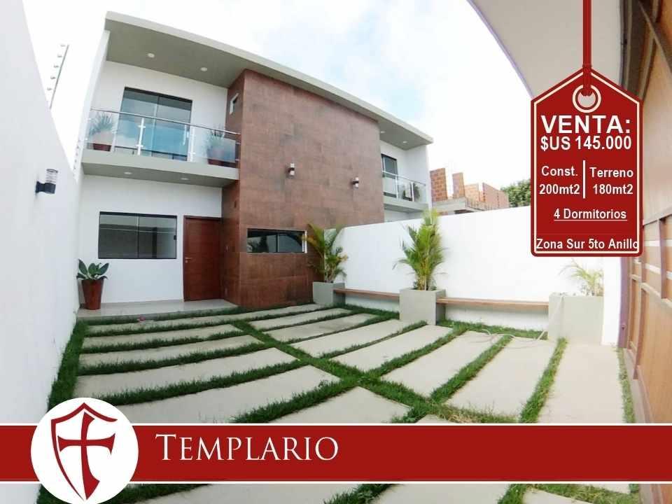 Casa en Venta Radial 13 5to y 6to Anillo - Zona Sur Foto 1