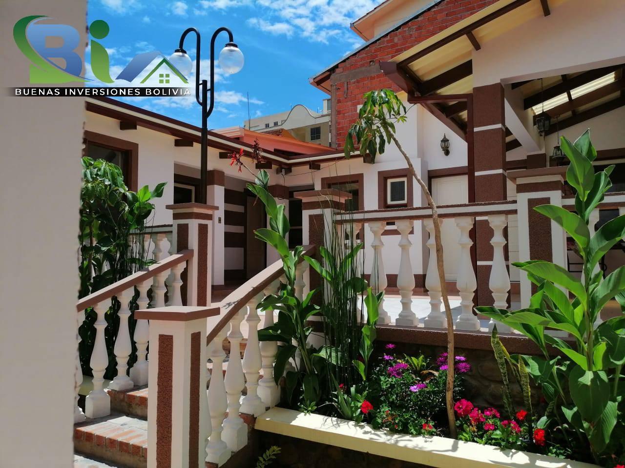 Casa en Venta $us 362.000.- CASA NUEVA PROX. PARQUE LINCOLN Foto 1