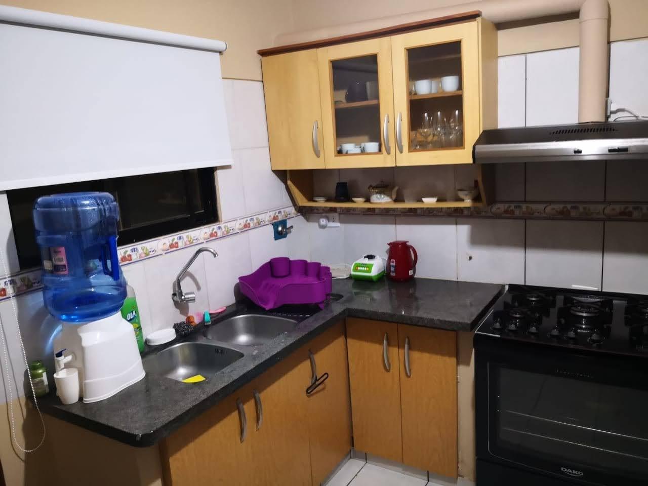Casa en Anticretico AV. SANTOS DUMONT 6TO ANILLO- CASA DENTRO DE CONDOMINIO Foto 4