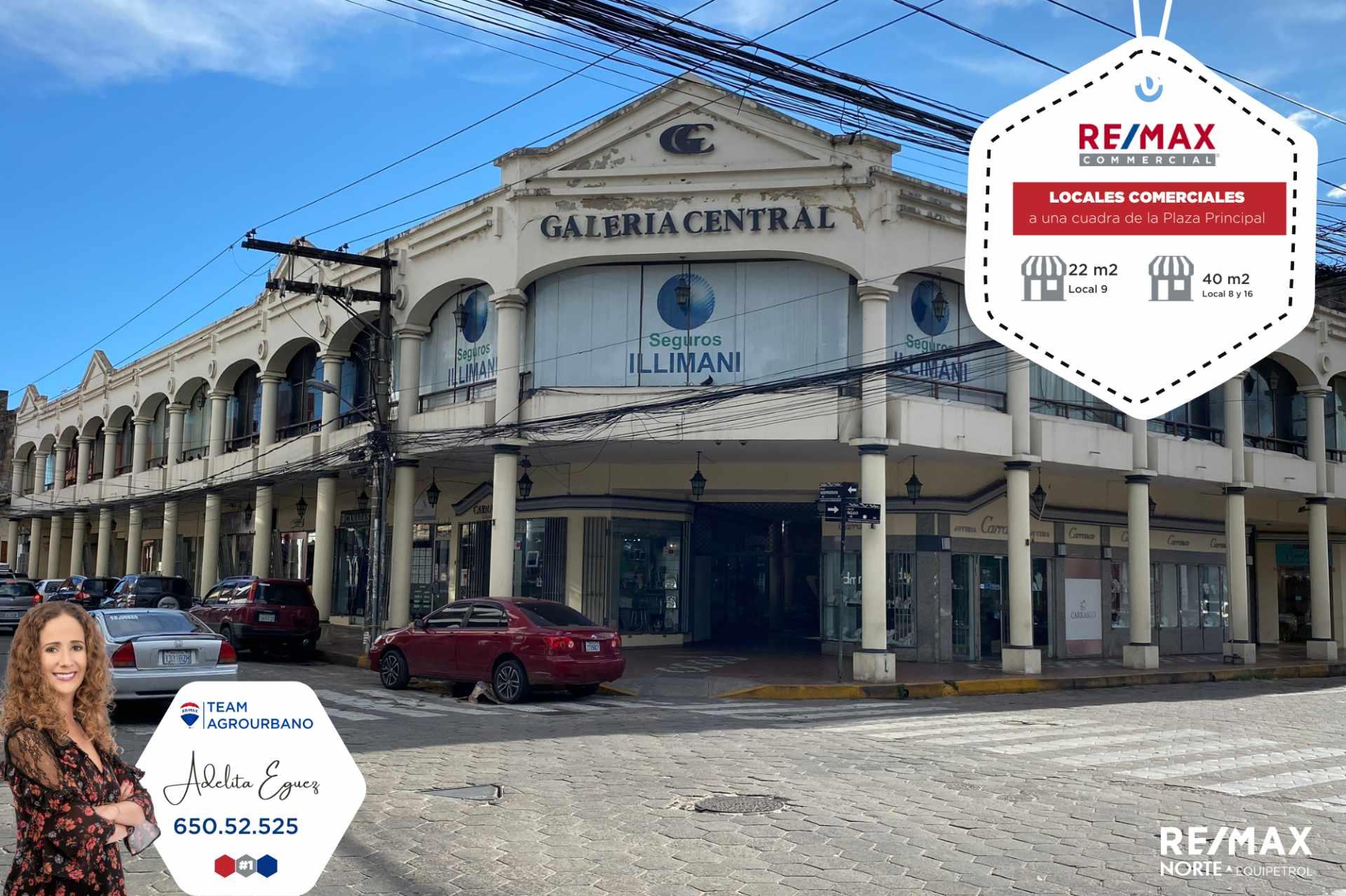 Local comercial en Venta Galería Central, Calle Ingavi esquina calle Independencia Foto 1