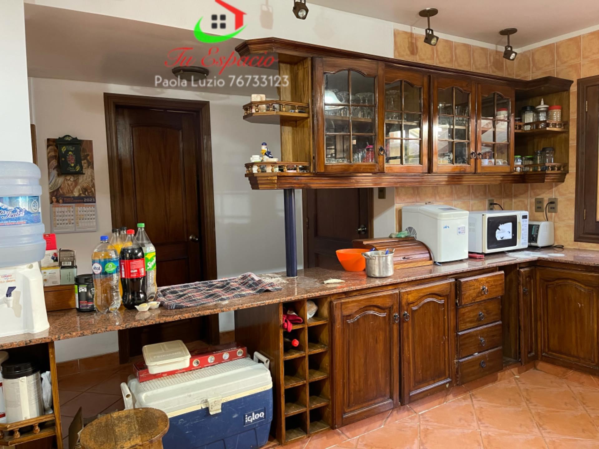 Casa en Venta Achumani Jardines del sur Foto 15