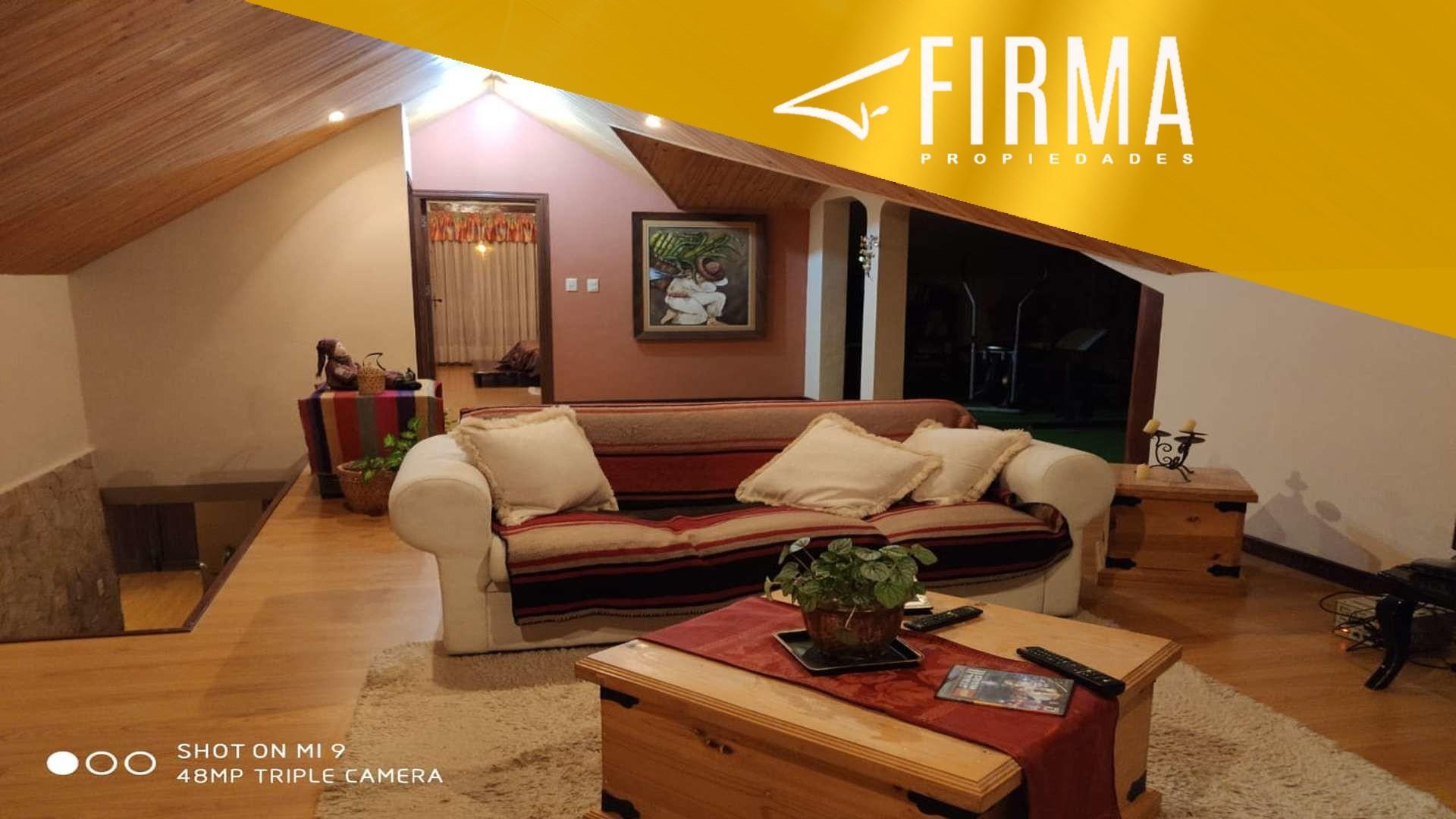 Casa en Venta EL CARMEN DE ARANJUEZ, TARIJA Foto 4