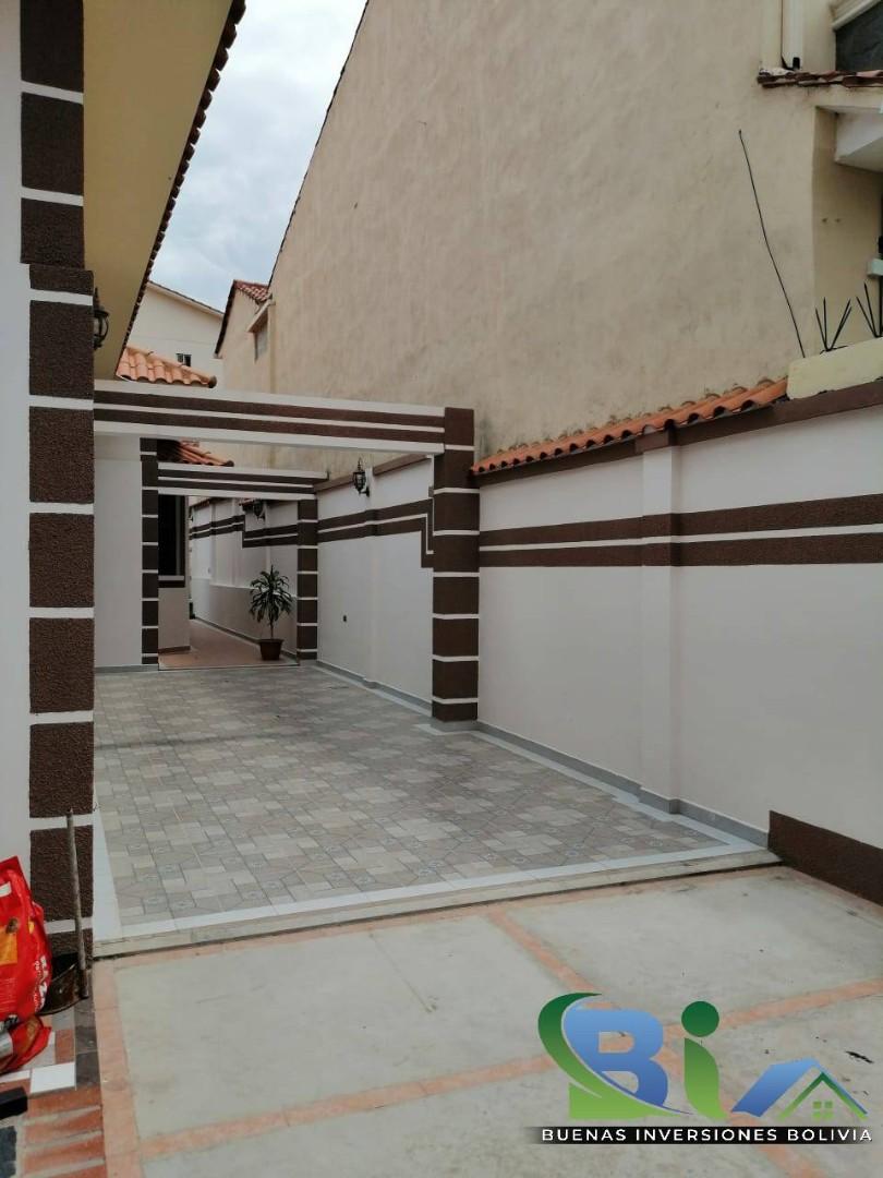 Casa en Venta $us 362.000.- CASA NUEVA PROX. PARQUE LINCOLN Foto 11
