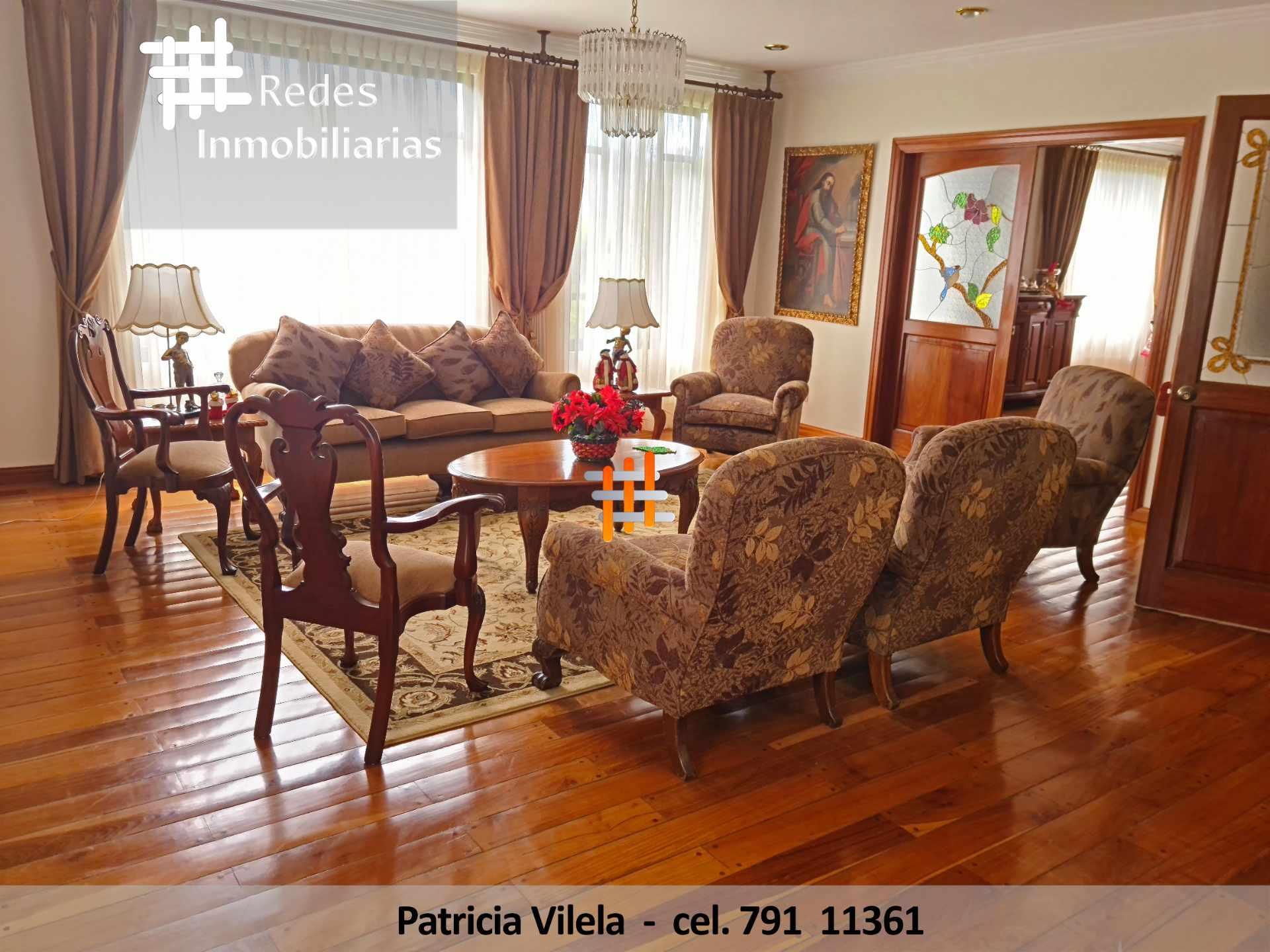 Casa en Venta HERMOSA RESIDENCIA EN LA FLORIDA CONDOMINIO PRIVADO Foto 26