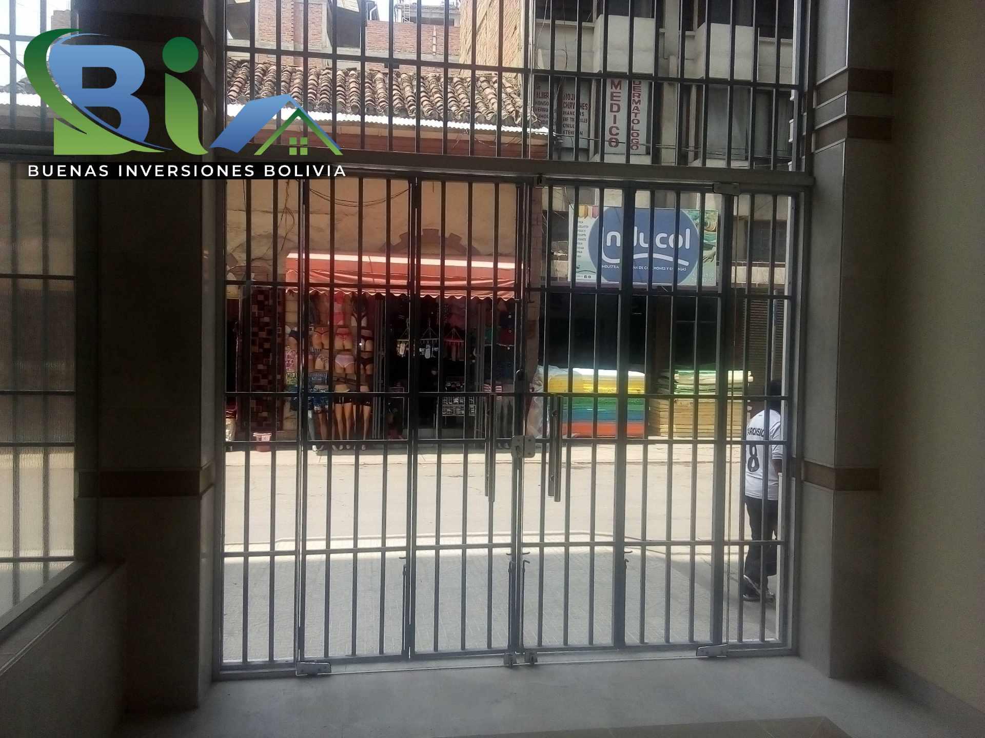Local comercial en Alquiler Bs.2.500.- ALQUILER LOCAL COMERCIAL+BAÑO PRIVADO CALLE ESTEBAN ARCE Foto 9